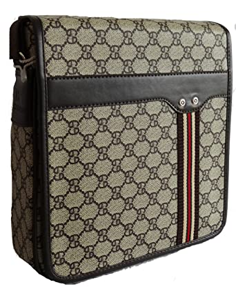 14a0b6120c4 Gossip Girl - Designer Inspired Unisex Man Bag - Compact Small Cross Body  Messenger Record Bag