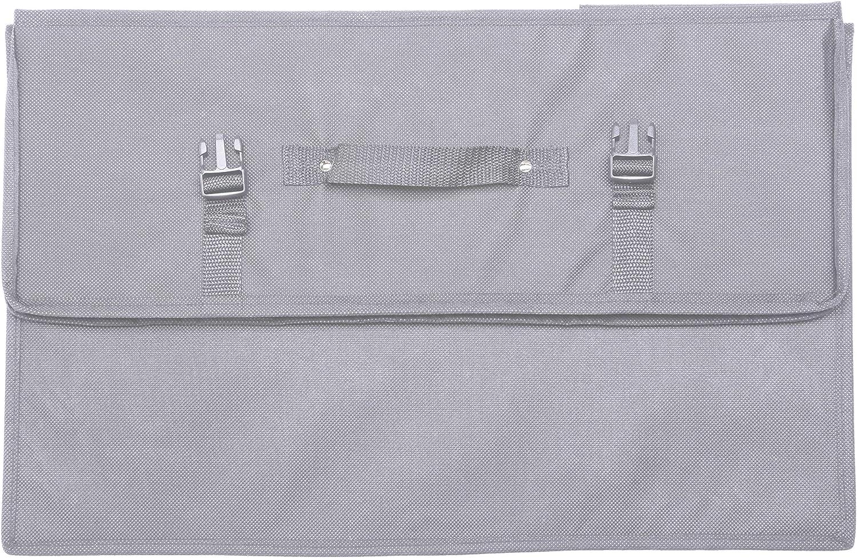 Grey Hoesh International Simpson /& Ruxton Light Grey Wedding Breathable Bridal Gown Dress Travel Storage Medium Box With Free Tissue Paper UK Seller