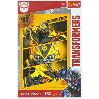 Trefl 15290 - Puzzle Classique - Transformers - 160 Pièces