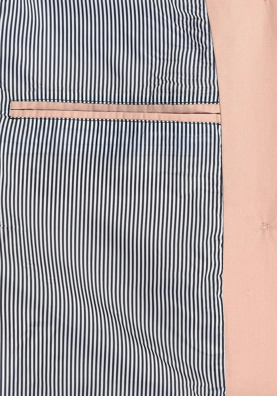 Desires Tine Giacca Trench Coat Transitorio da Donna con Cappuccio Mahog. Rose (4203)