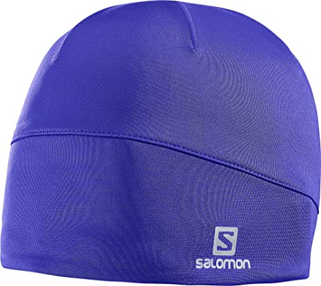 71ad825ea Buy Salomon Active Beanie, Phlox Violet, One Size Online at Low Prices in  India - Amazon.in