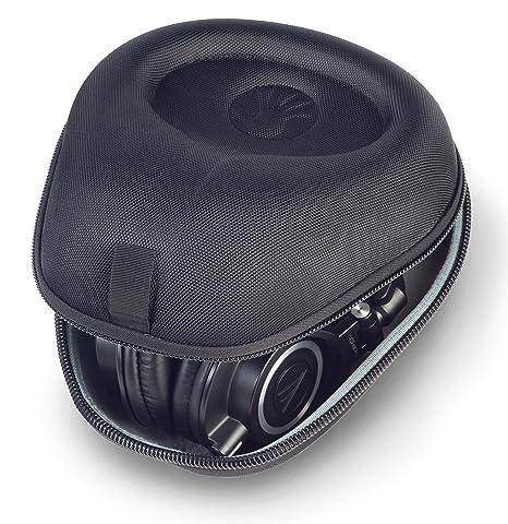 df5f496a67253 Amazon.com  Slappa Full-Sized duro-shock xEVA HardBody Ballistic Nylon PRO  Headphone Case with Ultimate Protection SL-HP-99  Electronics