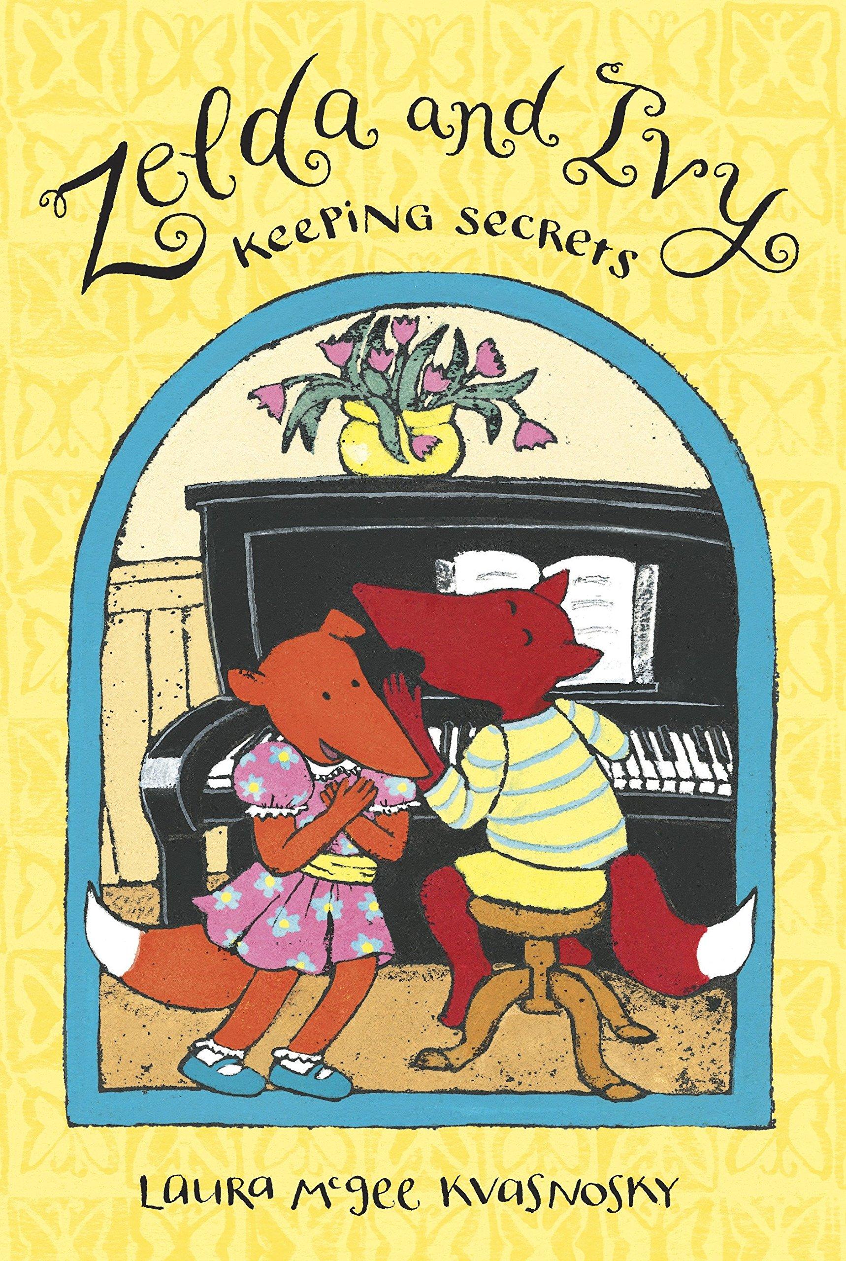 Read Online Zelda and Ivy: Keeping Secrets: Candlewick Sparks PDF