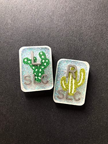 Amazon Com Xray Markers Cactus Glitter Cactus X Ray Markers 2 Or