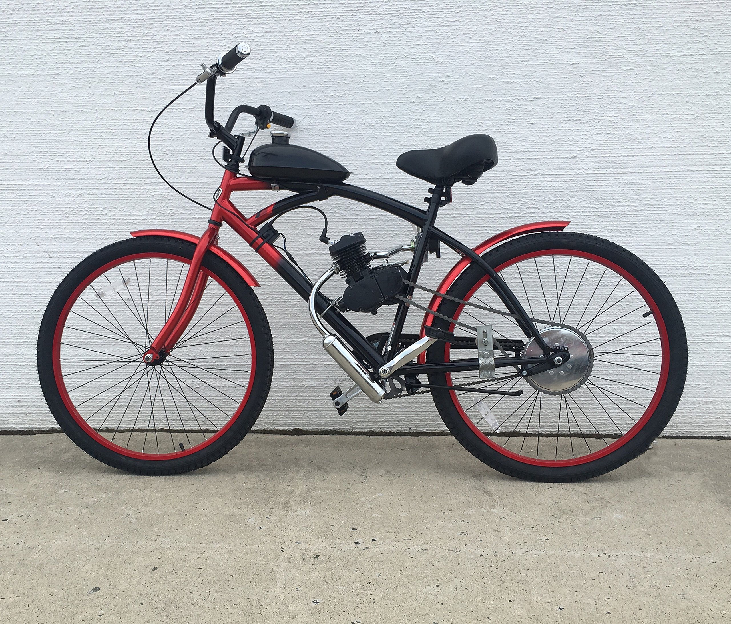 Bicycle Motor Works - The Fire Fly Motorized Bike Kit