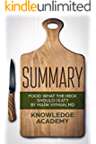Summary: Food: What The Heck Should I Eat?