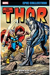 Thor Epic Collection: The Wrath Of Odin (Thor (1966-1996)) Kindle Edition