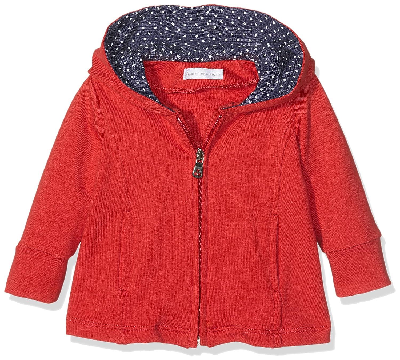 Peuterey kids Sweat Baby, Felpa Bimbo Rot (Rosso 016) 3 Anni PTG0266