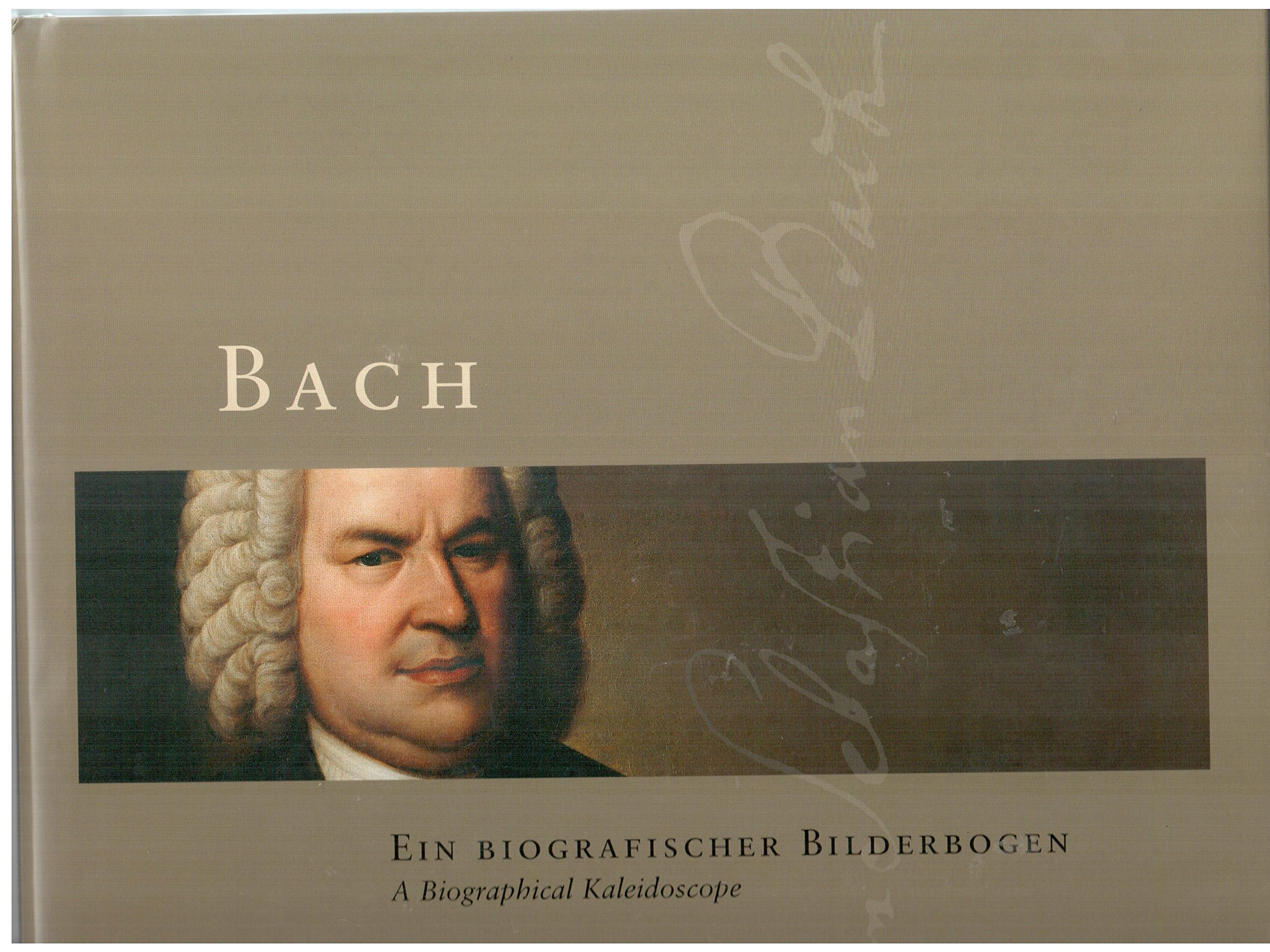 J.S.Bach (earBOOK)