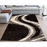 Amazon Com 5 Ft X 7 Ft Solid Blue Area Rug On Sale