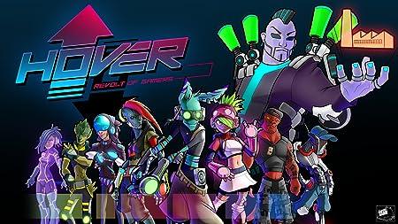Hover: Revolt Of Gamers [Online Game Code]