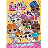 Official L.O.L. Surprise: 2019 Edition (Annual 2019)