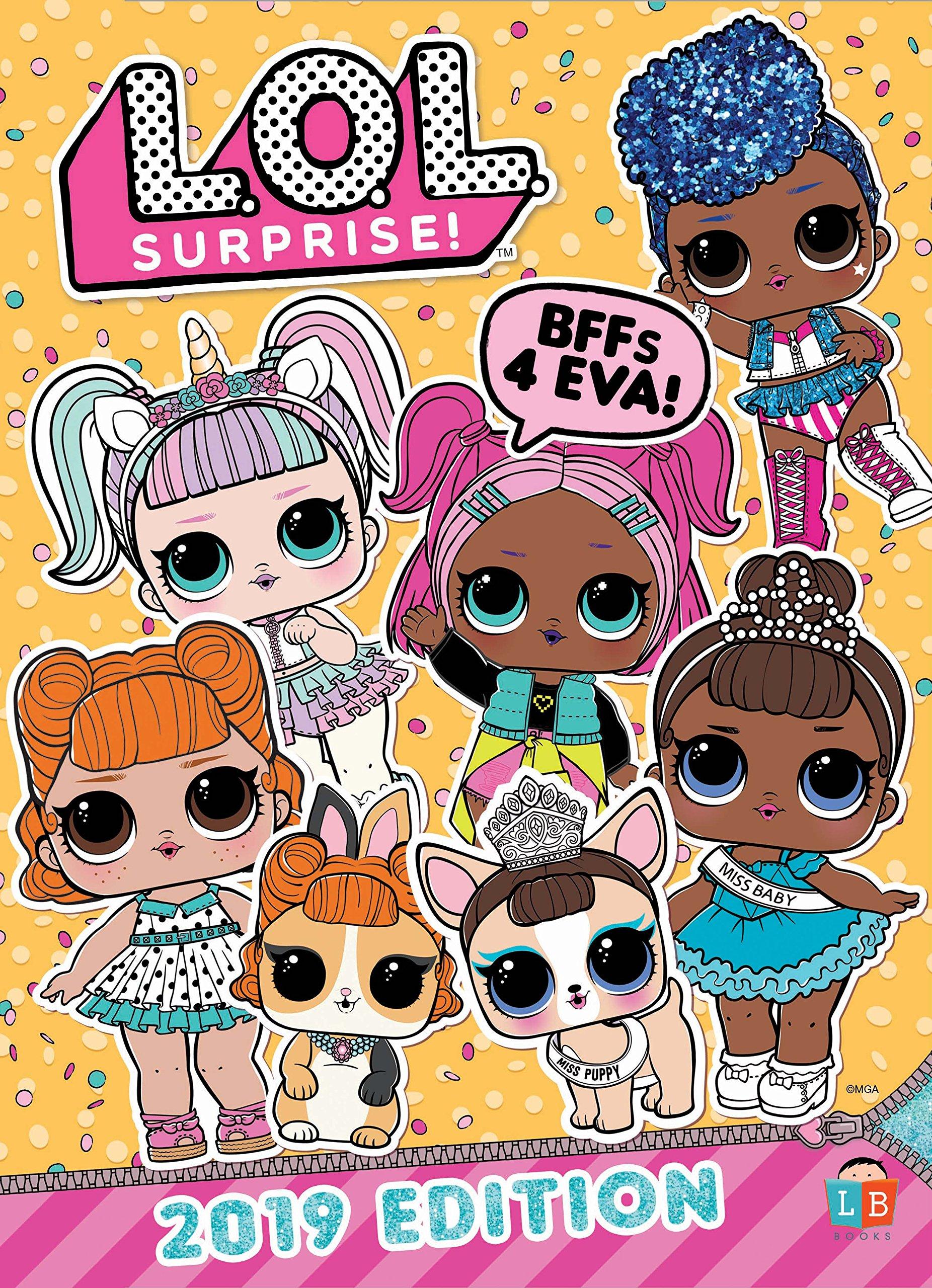 Official L O L Surprise 2019 Edition 9781912342174 Amazon Com