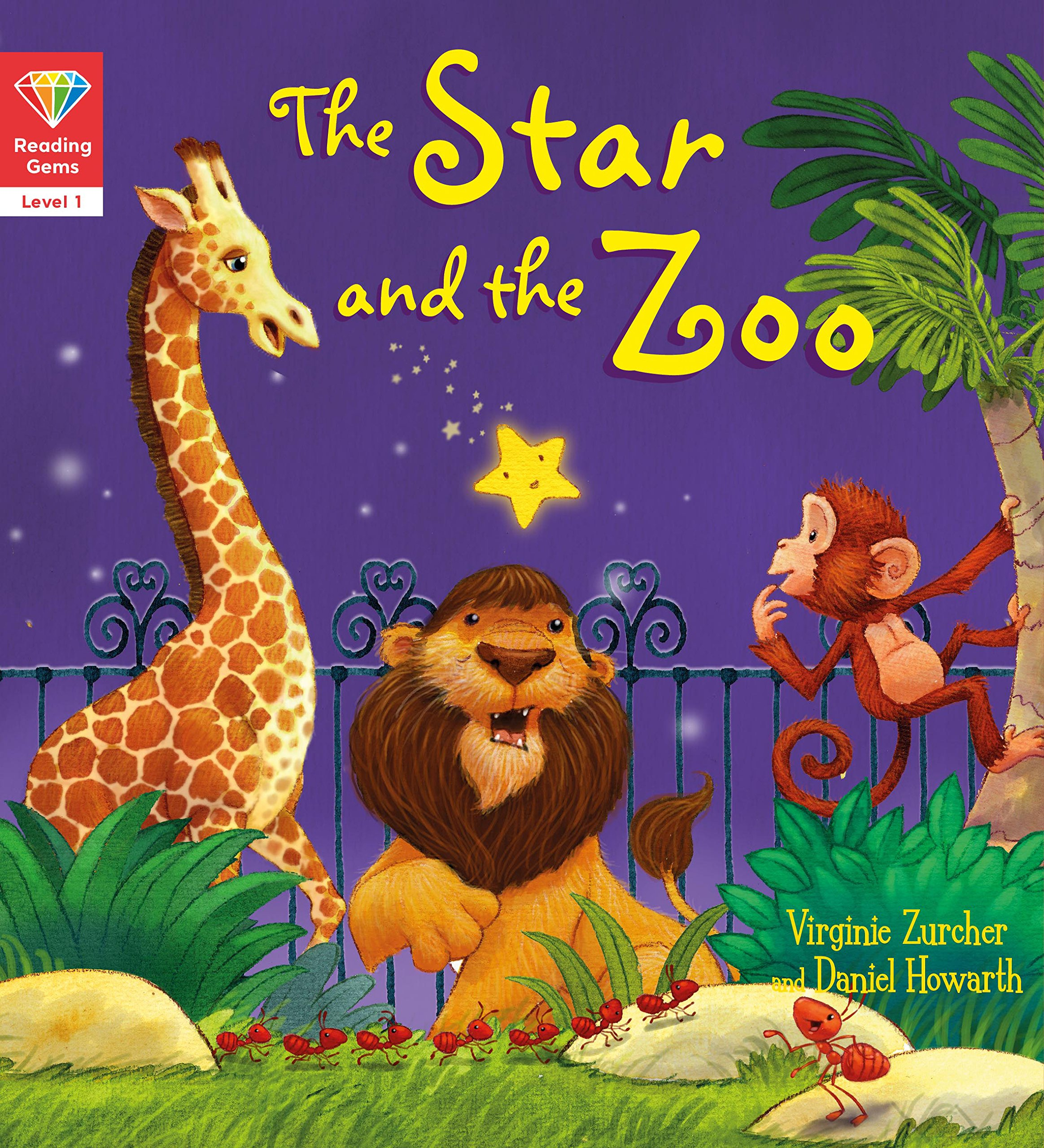 Reading Gems The Star And Zoo Level 1 Qed 4 Way Speaker Switch Publishing Books