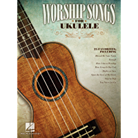 Worship Songs for Ukulele Songbook book cover