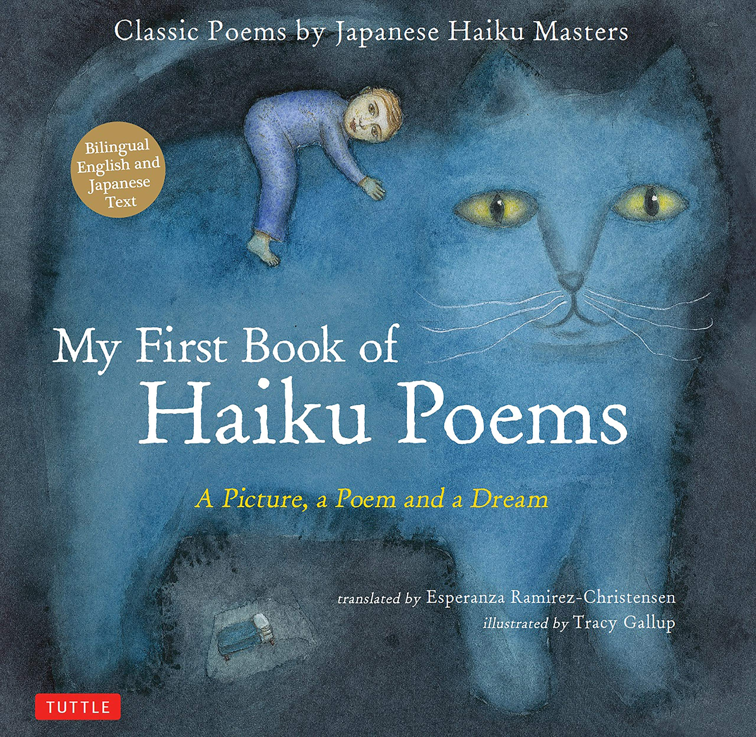 My First Book Of Haiku Poems A Picture A Poem And A Dream