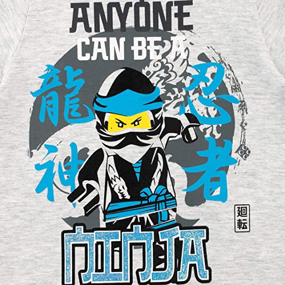Amazon.com: LEGO Ninjago - Camiseta para niña: Clothing