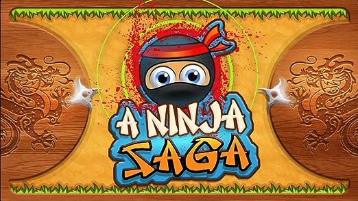 Amazon.com: A Ninja Saga - Chain Reaction Battles: Appstore ...