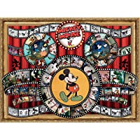 Ceaco Disney Mickey Mouse Movie Reel Jigsaw Puzzle, 1500 Pieces