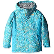 d6a5d08a708e The North Face Kids Girls  Delea Insulated Print Jacket (Little Big Kids)