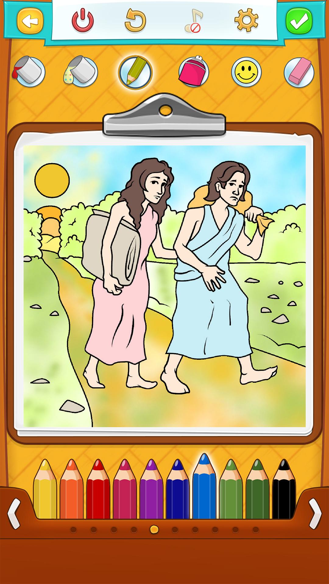 Desenhos Biblicos para Colorir: Amazon.com.br: Amazon Appstore