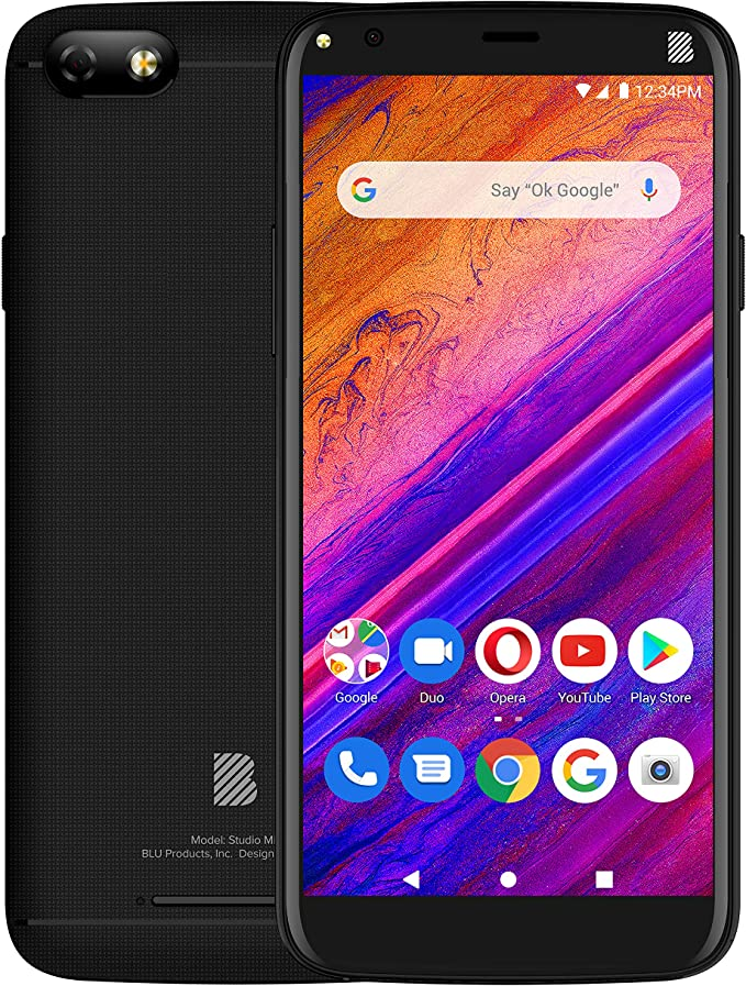 BLU Studio Mini -5.5HD Smartphone: Amazon.es: Electrónica
