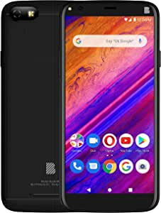 BLU Studio Mini -5.5HD Smartphone, 32GB+2GB Ram -International Unlocked -Black