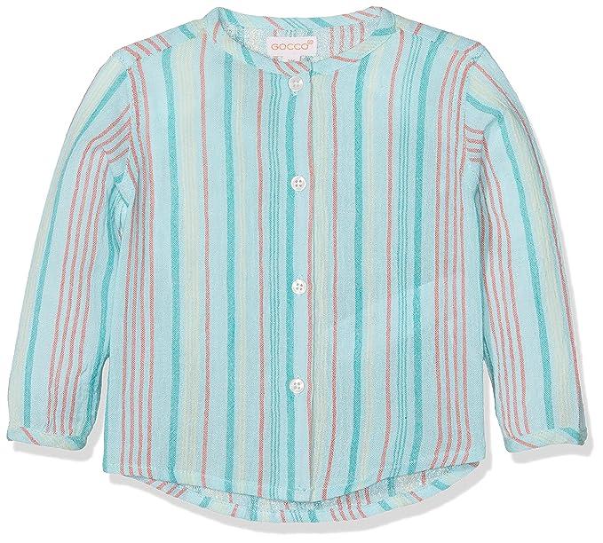 Gocco S76CMLNV201, Camisa para Bebés, (Verde Suave), 3-6 Meses: Amazon.es: Ropa y accesorios