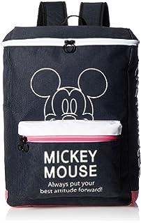 6110bc1ae311 Amazon | [ディズニーキャラクター] リュック 47567 ブラック | Disney ...