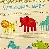 Hallmark Golden Thread Baby Shower Card