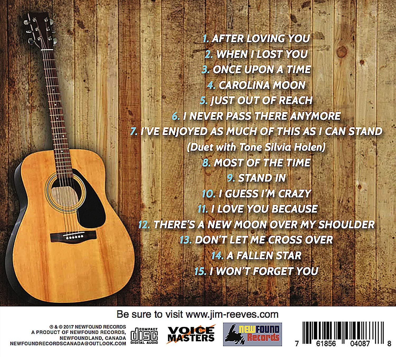Jim Reeves, 15 New Overdubs! - Jim Reeves A New Way - Amazon.com Music