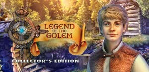 Royal Detective: Legend Of The Golem Collector's Edition by Big Fish Games