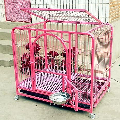 Gran policía de Gras Plus pesados que Xiong Gross VIP Samoa perro jaulas caseta jaula de