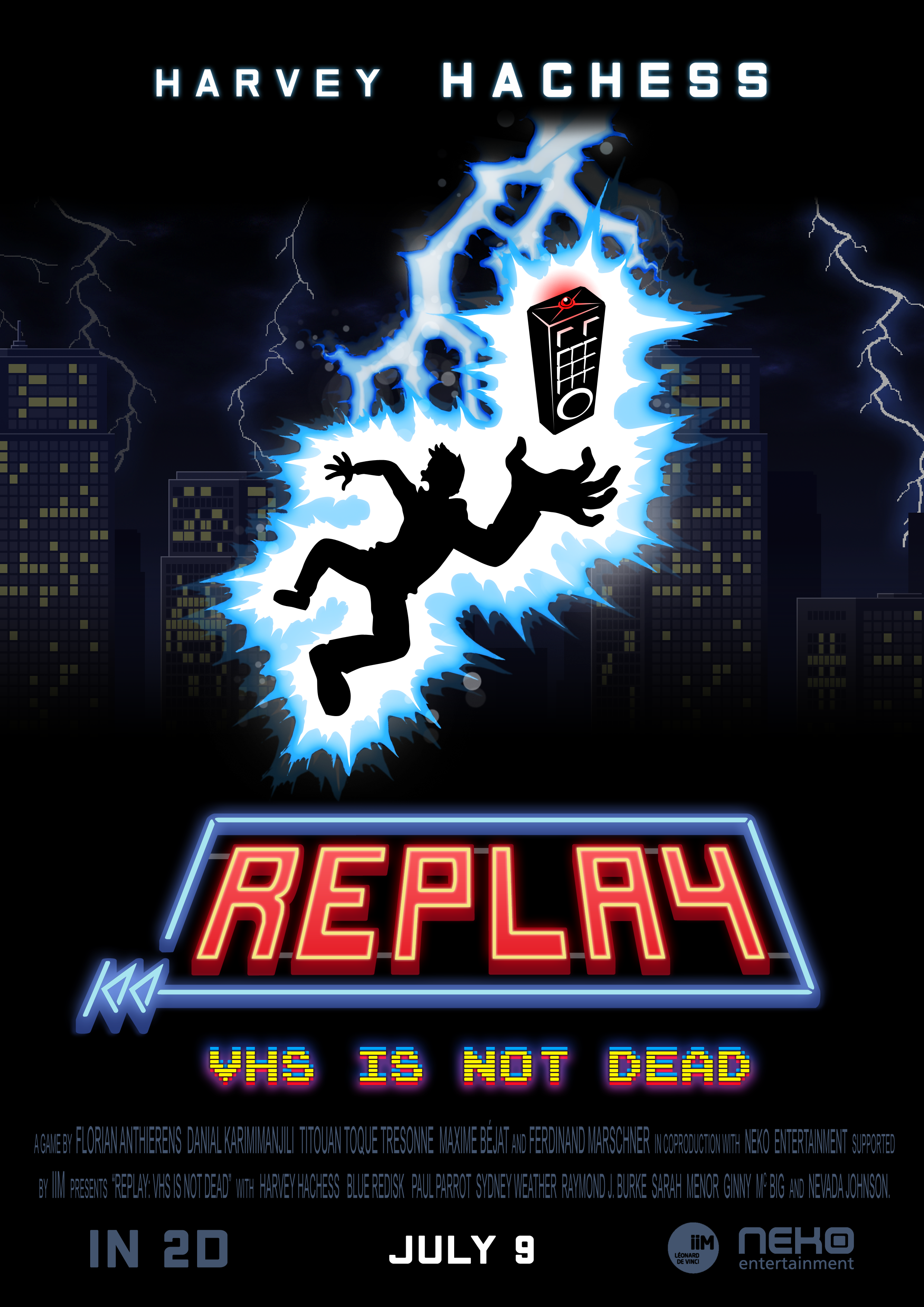 Replay - VHS is not dead [Online Game Code]