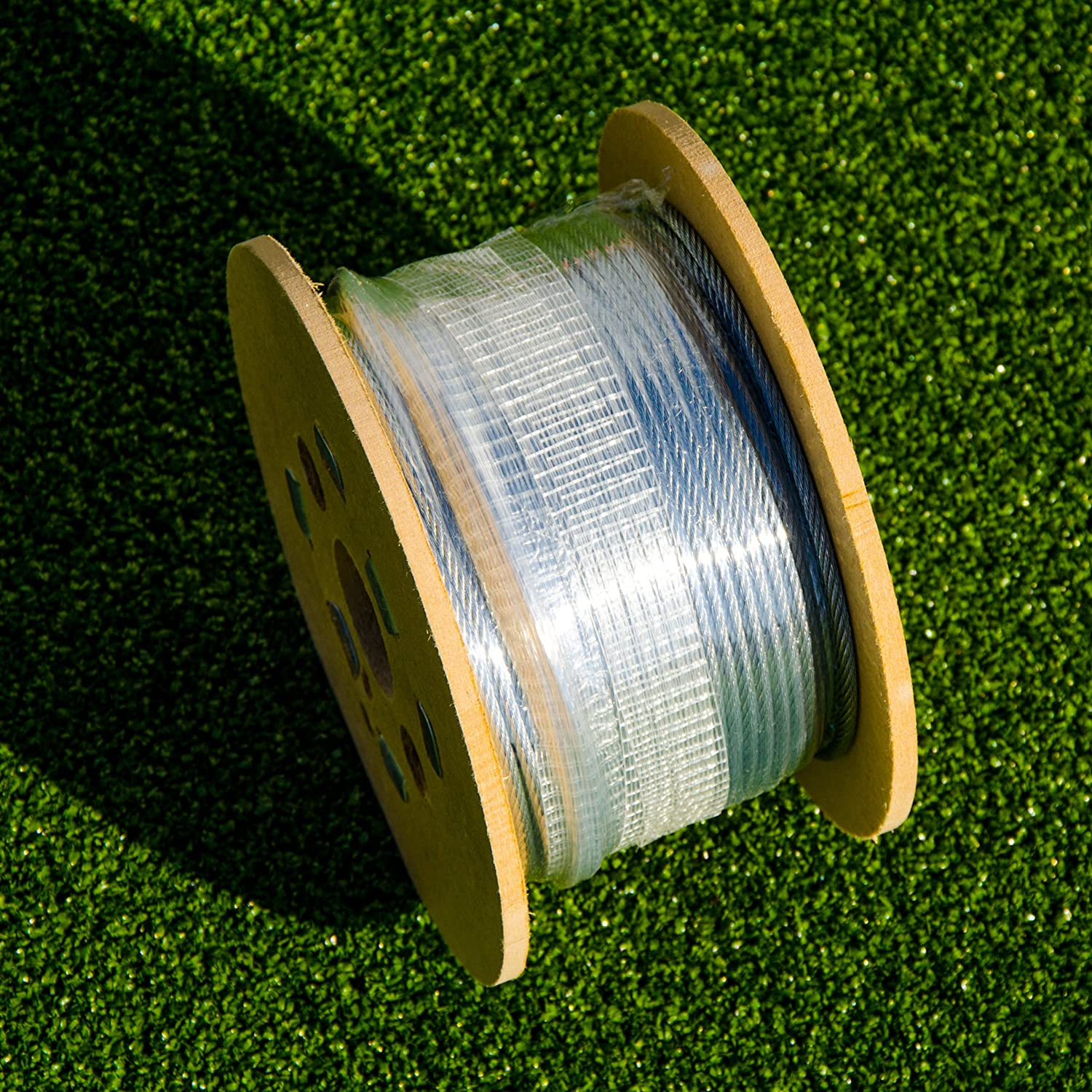 amazon com batting cage netting wire tension kit everything