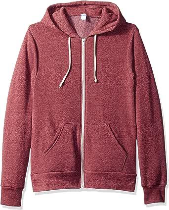 Alternative Women's Rocky Zip Hoodie Sweatshirt