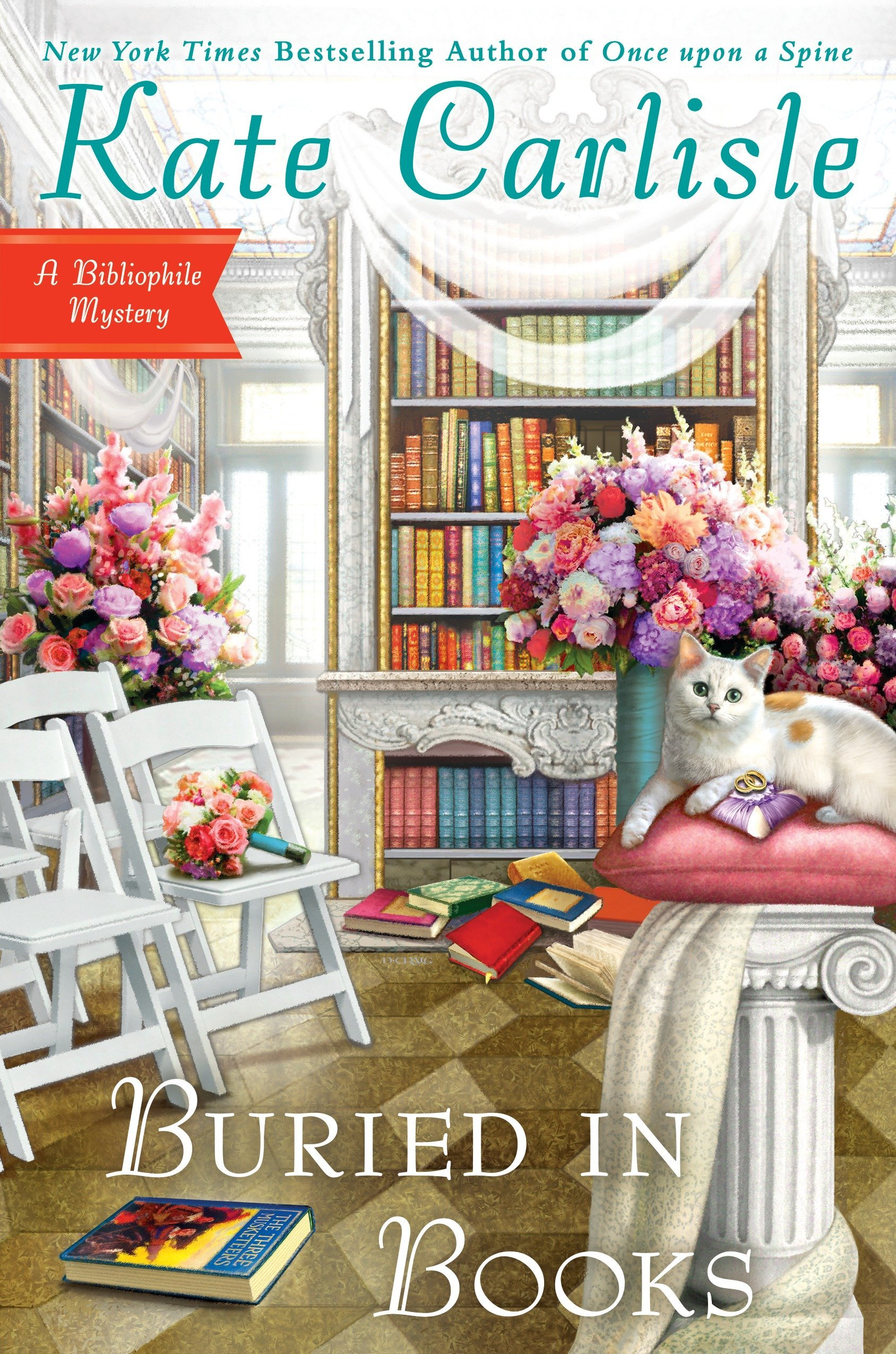 Download Buried in Books (Bibliophile Mystery) pdf