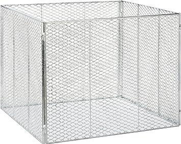 Brista - Recipiente de Metal para Compost (100 x 100 x 80 cm ...