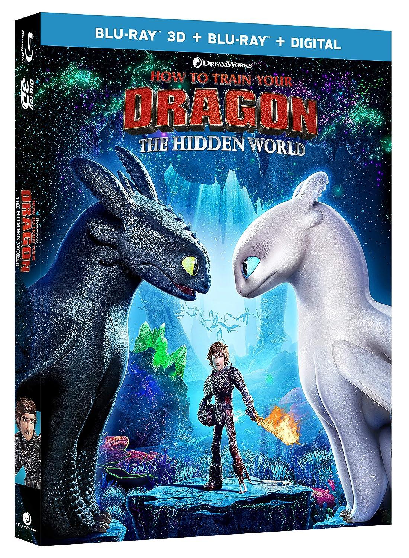 ผลการค้นหารูปภาพสำหรับ how to train your dragon the hidden world (2019) blu ray