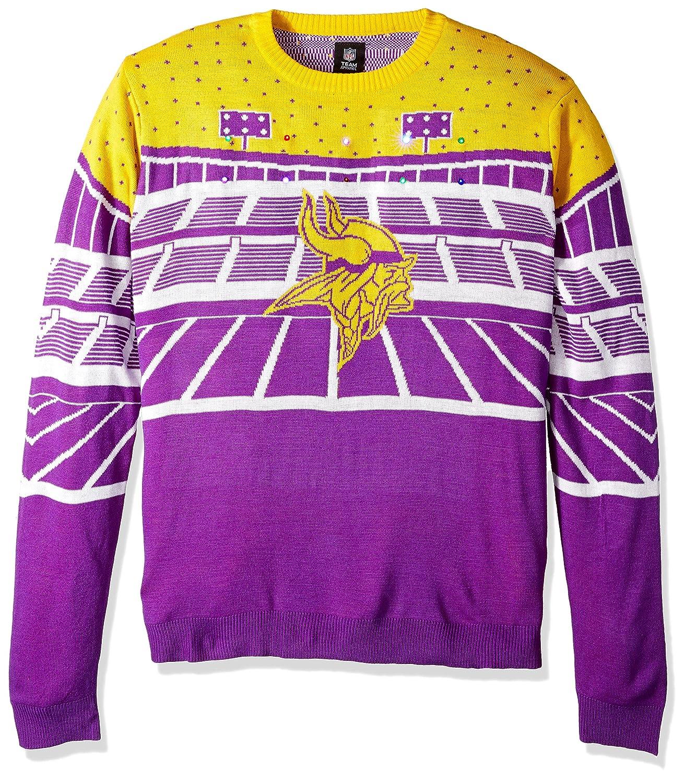 best loved 99e09 c539a Amazon.com : FOCO NFL Minnesota Vikings Mens Light Up ...