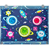 Benbat Sunshade for Cars - Space Pattern Car Sunshades for Kids and Car Window Shades for Baby - Premium Car Sunshades and Ca