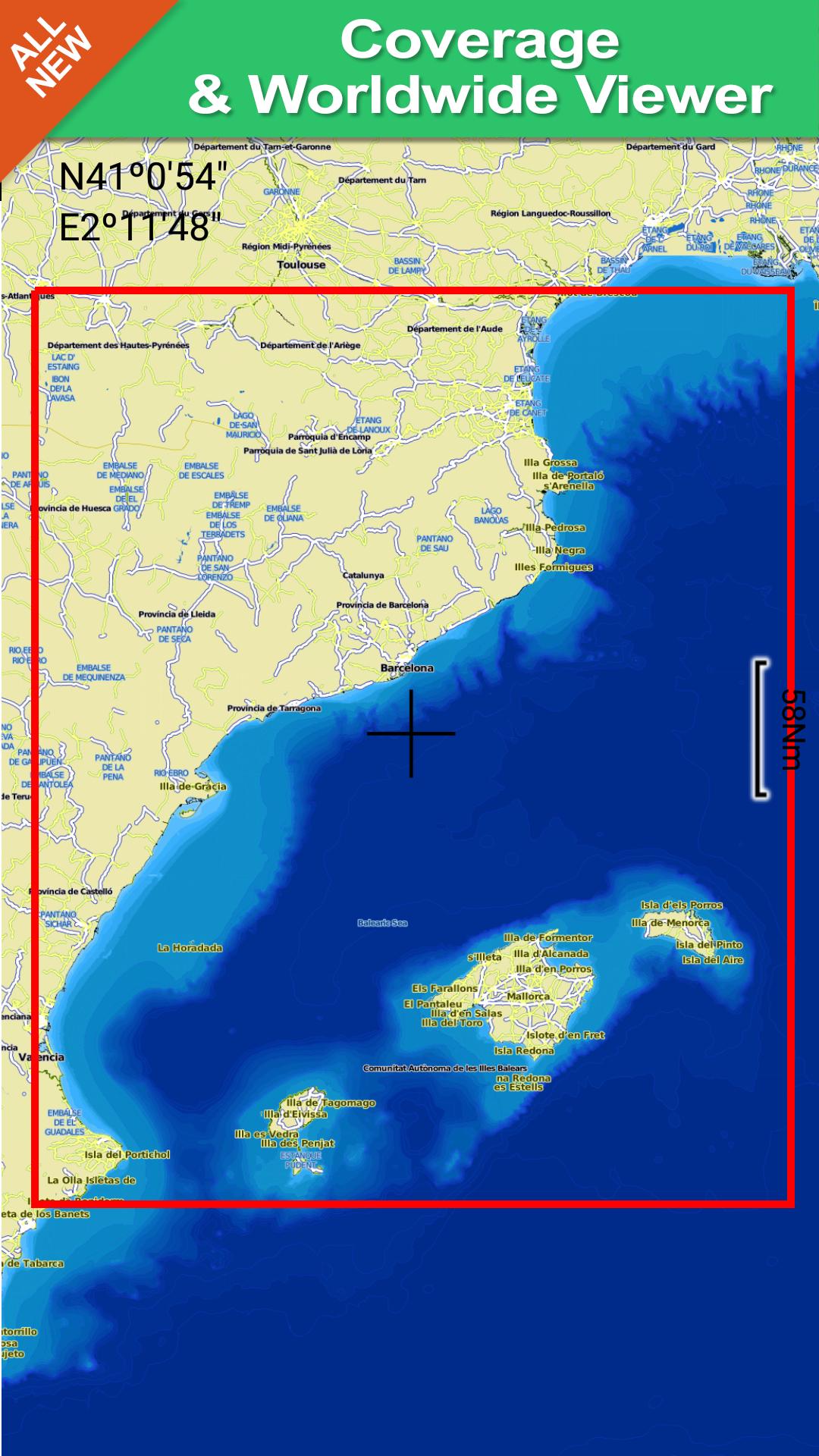 Catalonia GPS Map Navigator: Amazon.es: Appstore para Android