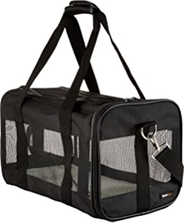 Amazon.com   Sherpa Original Deluxe Pet Carrier Large Brown   Soft ... 73b8aa8231