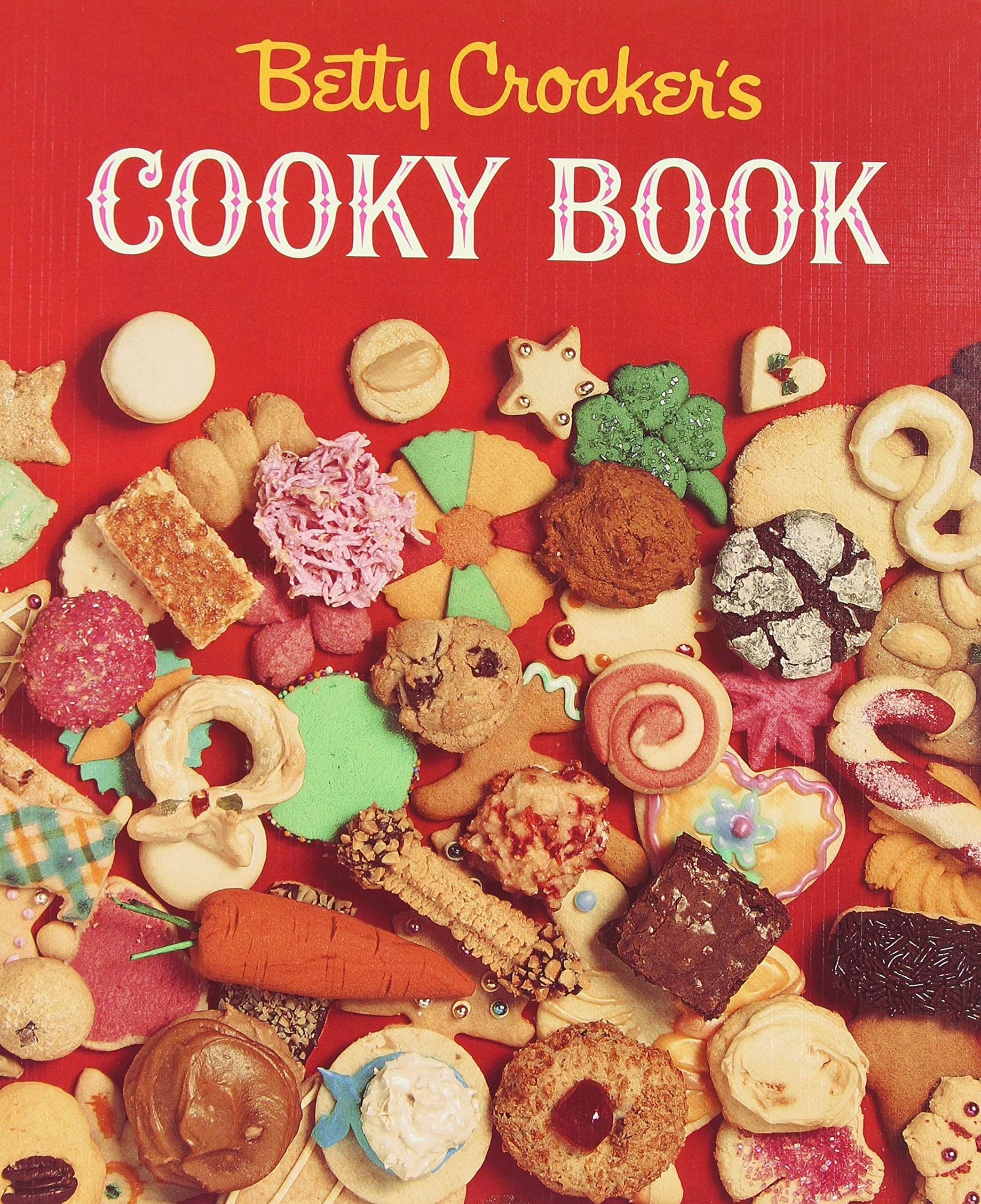 Betty Crocker S Cooky Book Betty Crocker Eric Mulvany 8601400475058 Amazon Com Books