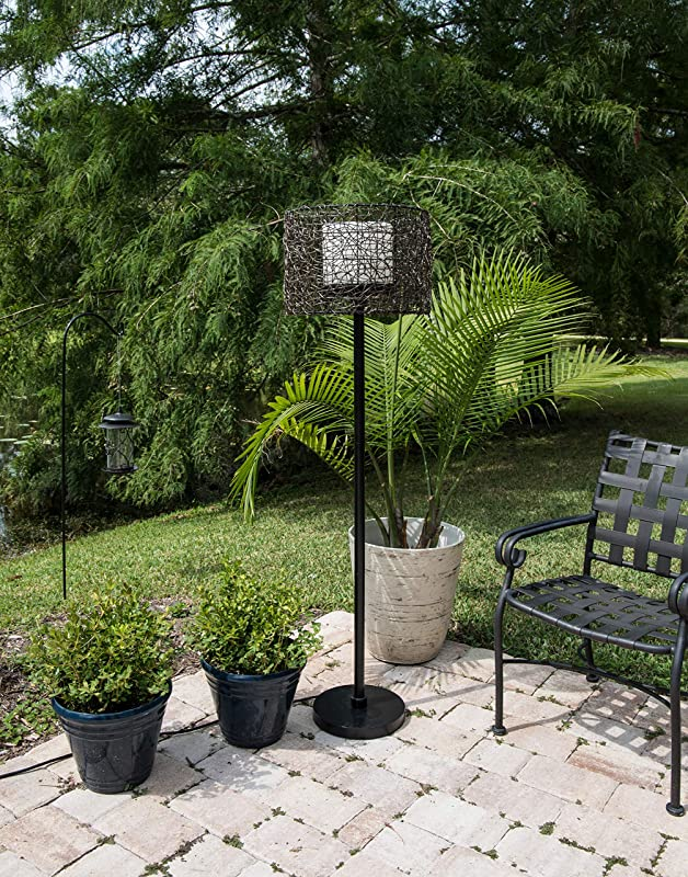 outdoor floor lamp