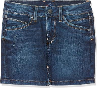 Pepe Jeans Falda para Niñas: Amazon.es: Ropa y accesorios