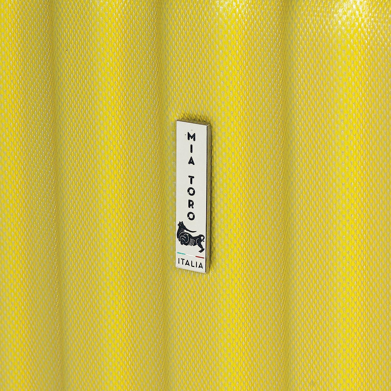 Mia Toro Italy Primario Hardside 29 Inch Spinner Lime