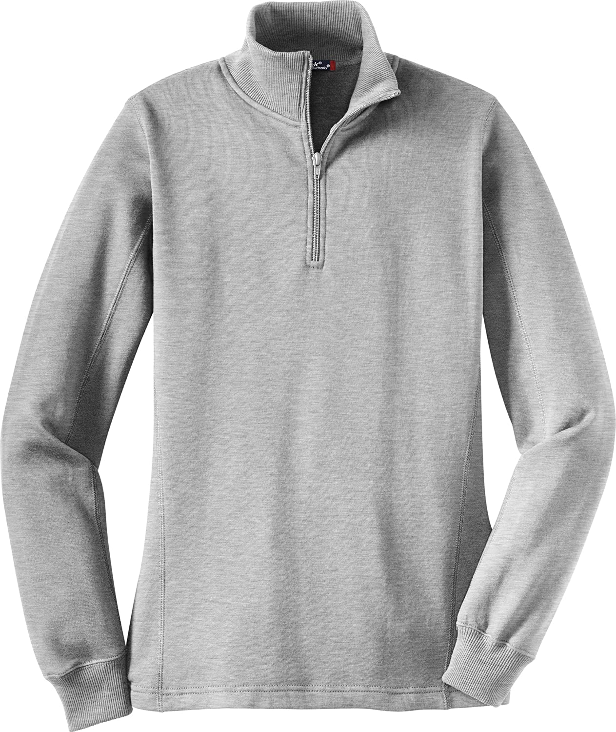Sport-Tek Women's 1/4 Zip Sweatshirt at Amazon Women's Clothing store: