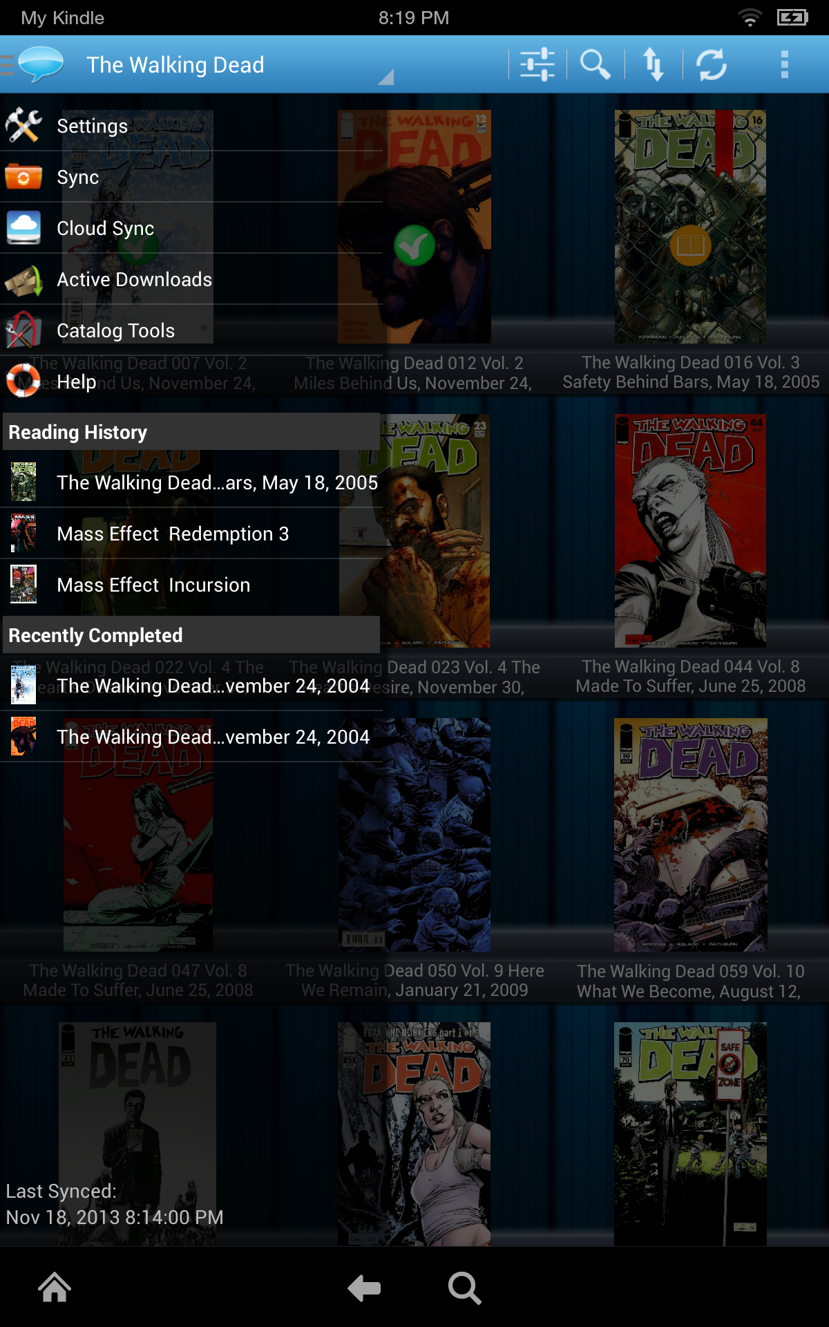 ComiCat (Comic Reader/Viewer)