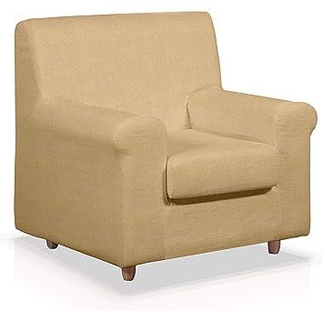 JM Textil Funda para sillón con cojin Separado en Color ...